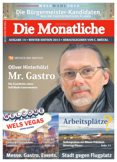 Die Monatliche – Ausgabe 14