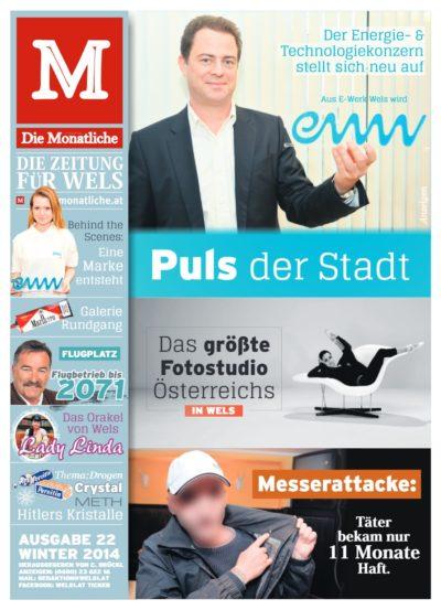 Die Monatliche – Ausgabe 22