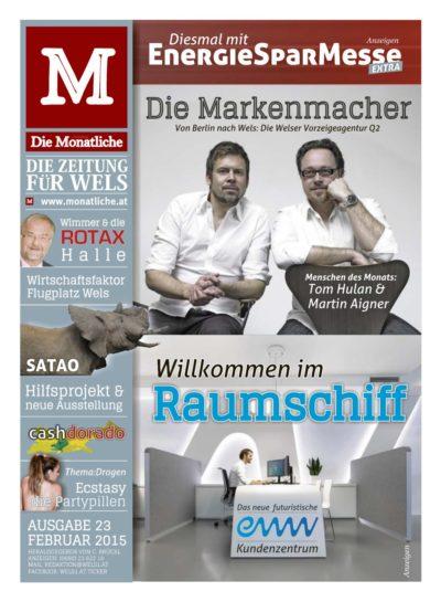 Die Monatliche – Ausgabe 23