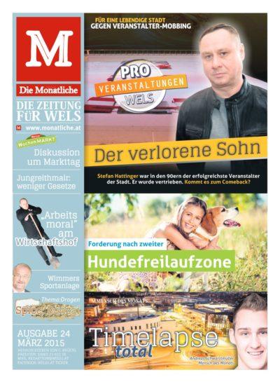 Die Monatliche – Ausgabe 24