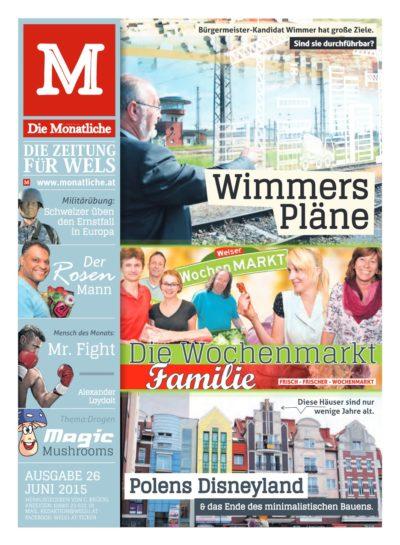 Die Monatliche – Ausgabe 26