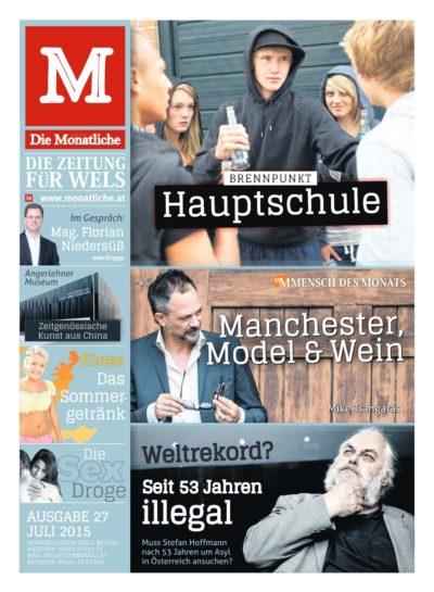 Die Monatliche – Ausgabe 27