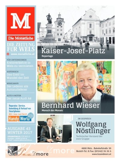 Die Monatliche – Ausgabe 43
