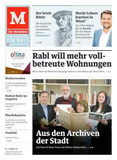 Die Monatliche – Ausgabe 49