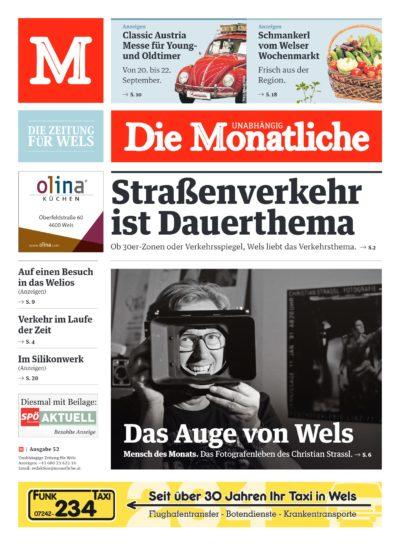 Die Monatliche – Ausgabe 52