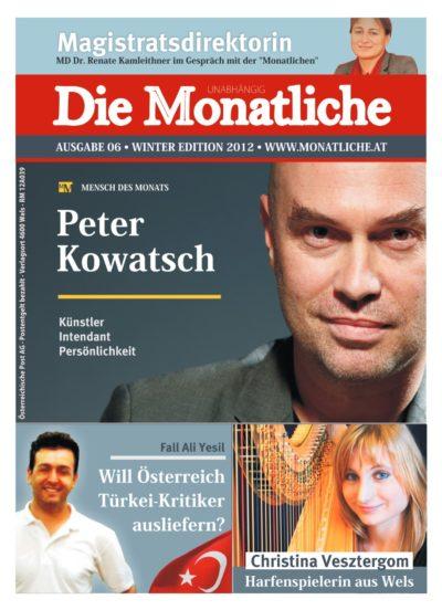 Die Monatliche – Ausgabe 6