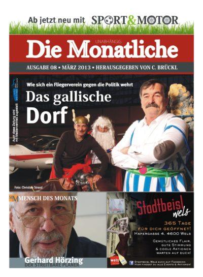 Die Monatliche – Ausgabe 8